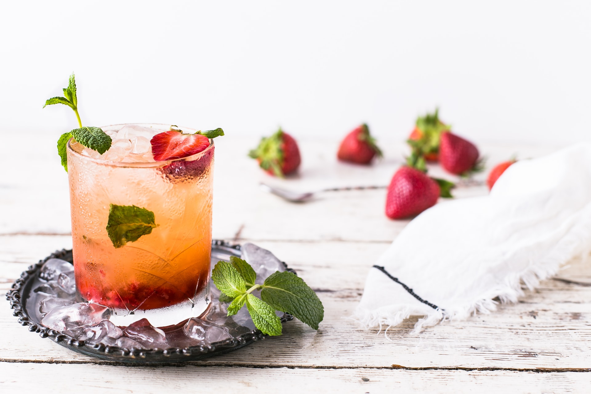 5 COCKTAILS FOR THE START OF SUMMER